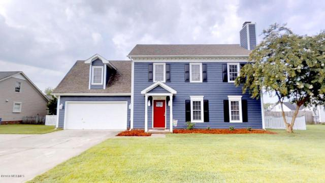 127 Plantation Boulevard, Jacksonville, NC 28540 (MLS #100127848) :: Coldwell Banker Sea Coast Advantage
