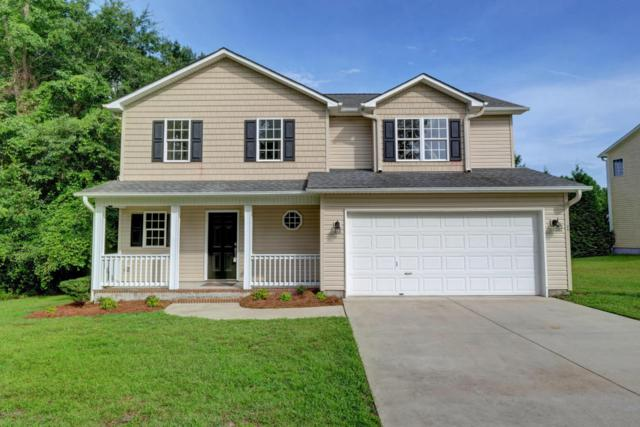 124 Briar Hollow Drive, Jacksonville, NC 28540 (MLS #100127867) :: Coldwell Banker Sea Coast Advantage
