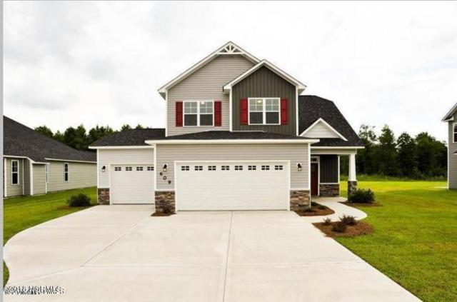 1002 Bison Trail, Jacksonville, NC 28546 (MLS #100127935) :: Coldwell Banker Sea Coast Advantage