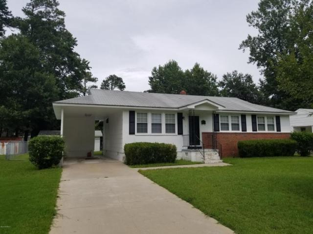 306 Creon Court, Jacksonville, NC 28540 (MLS #100127970) :: David Cummings Real Estate Team