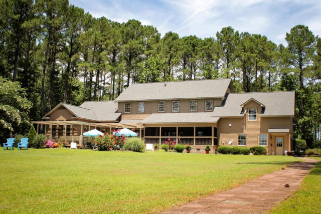 97 Shore Drive W, Oriental, NC 28571 (MLS #100128009) :: Donna & Team New Bern