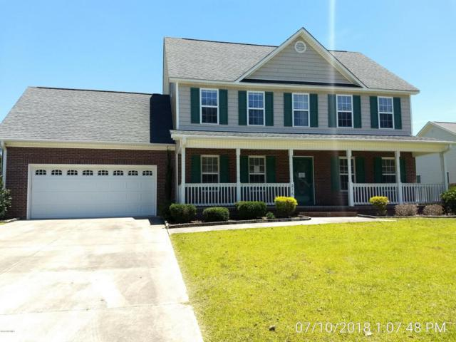 216 Stagecoach Drive, Jacksonville, NC 28546 (MLS #100128061) :: Harrison Dorn Realty