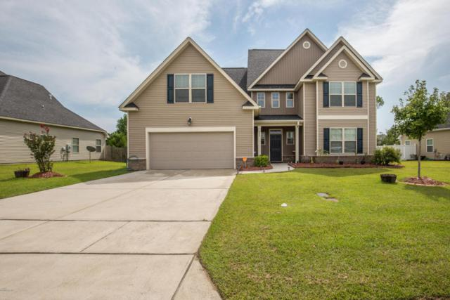 422 Cyrus Thompson Drive, Jacksonville, NC 28546 (MLS #100128187) :: The Keith Beatty Team