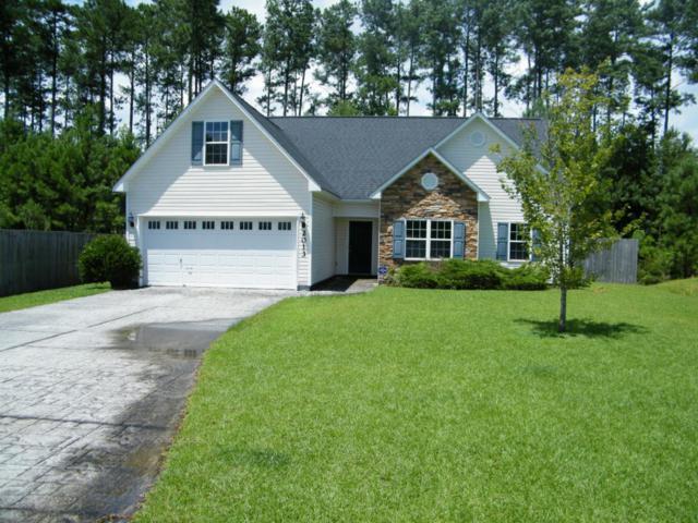 2013 W Wt Whitehead Drive, Jacksonville, NC 28546 (MLS #100128344) :: Harrison Dorn Realty