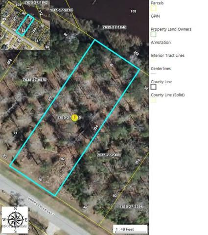 Lot 92 Dowry Creek E, Belhaven, NC 27810 (MLS #100128350) :: The Keith Beatty Team