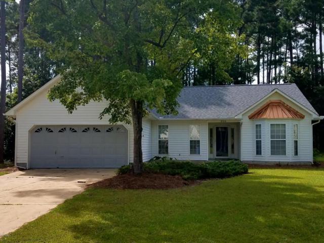 306 Jacqueline Drive, Havelock, NC 28532 (MLS #100128360) :: Century 21 Sweyer & Associates