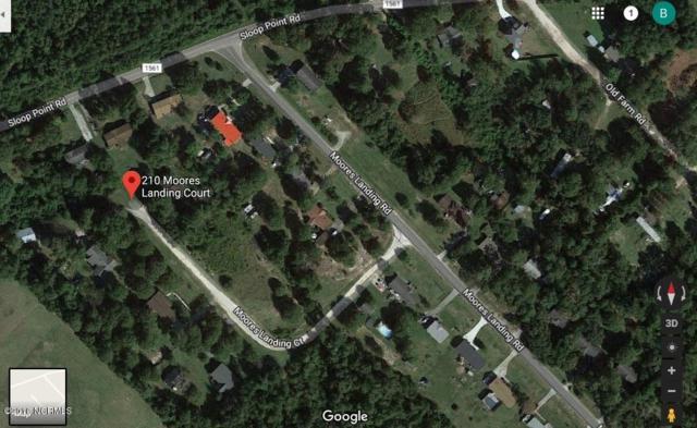 210 Moores Landing Court, Hampstead, NC 28443 (MLS #100128455) :: Century 21 Sweyer & Associates