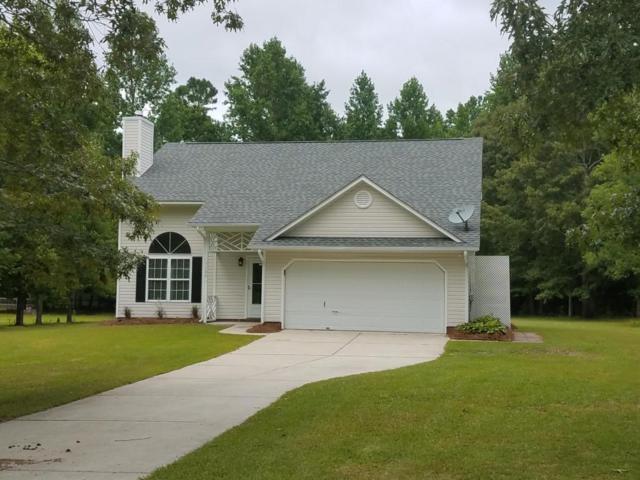 106 Seven Seas Drive, Havelock, NC 28532 (MLS #100128456) :: Century 21 Sweyer & Associates