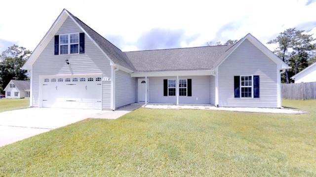 114 Farmgate Drive, Richlands, NC 28574 (MLS #100128516) :: Century 21 Sweyer & Associates