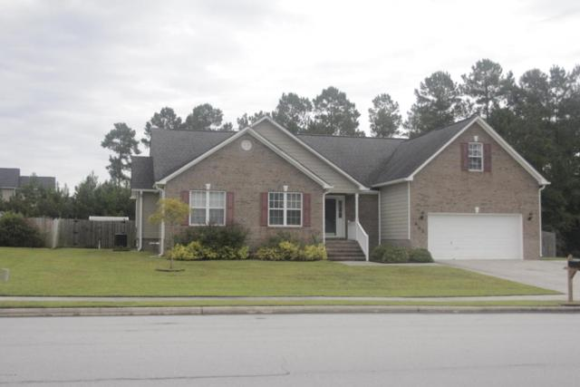 402 Stagecoach Drive, Jacksonville, NC 28546 (MLS #100128718) :: Century 21 Sweyer & Associates