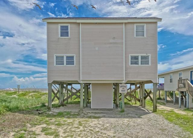 109 E Beach Drive, Oak Island, NC 28465 (MLS #100128752) :: SC Beach Real Estate