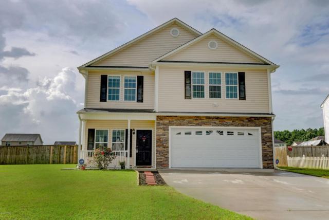 101 Dukes Lake Circle, Richlands, NC 28574 (MLS #100128795) :: Century 21 Sweyer & Associates