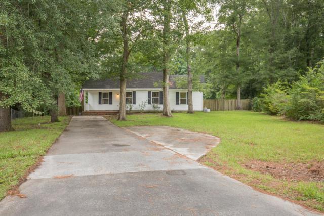 187 Winter Place, Jacksonville, NC 28540 (MLS #100128838) :: Coldwell Banker Sea Coast Advantage