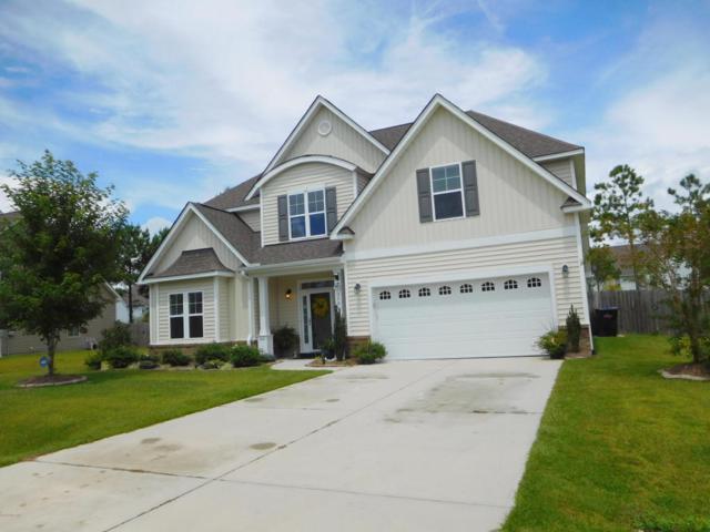 309 Plymouth Lane, Holly Ridge, NC 28445 (MLS #100128890) :: Coldwell Banker Sea Coast Advantage