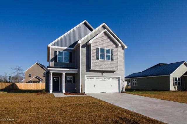 313 Adobe Lane, Jacksonville, NC 28546 (MLS #100128961) :: Harrison Dorn Realty