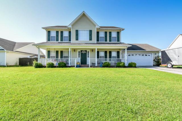 110 Chastain Court, Jacksonville, NC 28546 (MLS #100129022) :: Coldwell Banker Sea Coast Advantage