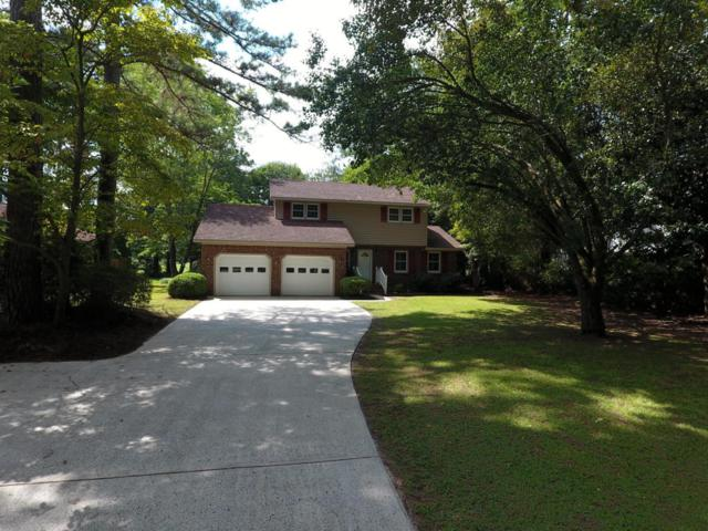 201 Plantation Drive, New Bern, NC 28562 (MLS #100129028) :: The Oceanaire Realty