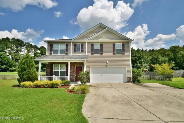 509 Shelmore Lane, Jacksonville, NC 28540 (MLS #100129126) :: The Keith Beatty Team