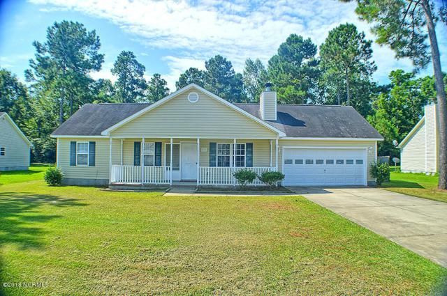214 Molly Court, Sneads Ferry, NC 28460 (MLS #100129356) :: Coldwell Banker Sea Coast Advantage
