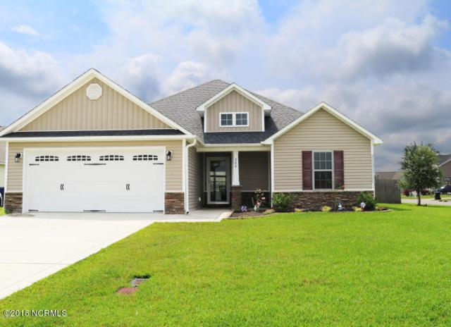200 Mariposa Court, Jacksonville, NC 28546 (MLS #100129419) :: Coldwell Banker Sea Coast Advantage