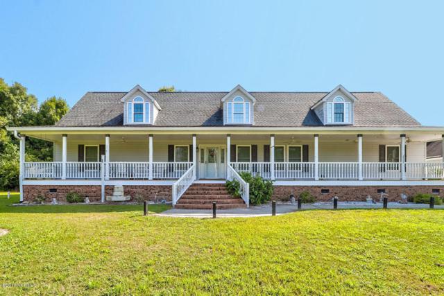 116 Fieldcrest Drive, Hampstead, NC 28443 (MLS #100129553) :: Century 21 Sweyer & Associates