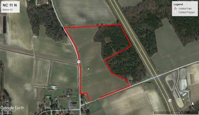 0 Nc 11, Bethel, NC 27812 (MLS #100129586) :: Berkshire Hathaway HomeServices Prime Properties