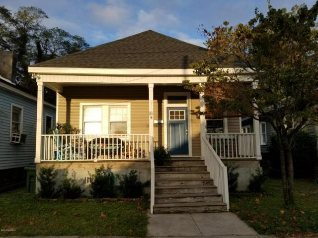 116 S 9th Street, Wilmington, NC 28401 (MLS #100129622) :: RE/MAX Essential