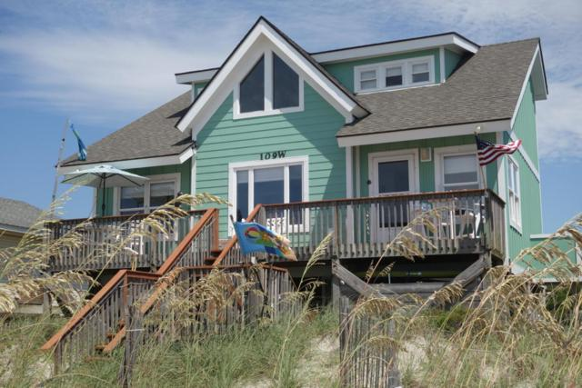 109 W Beach Drive, Oak Island, NC 28465 (MLS #100129695) :: Century 21 Sweyer & Associates