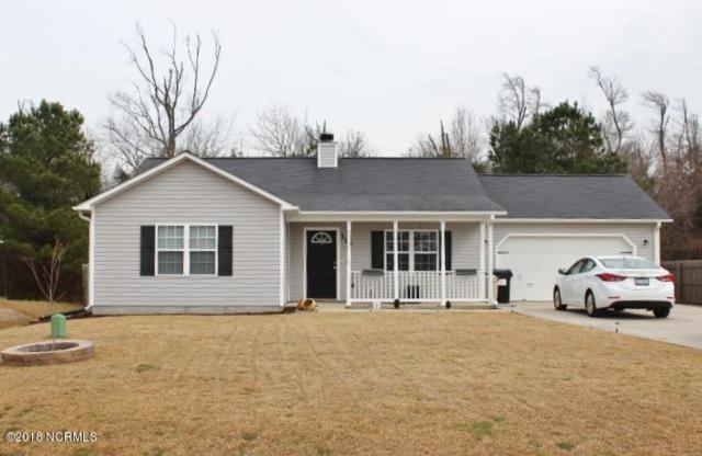 317 Top Knot Road, Hubert, NC 28539 (MLS #100129770) :: Courtney Carter Homes
