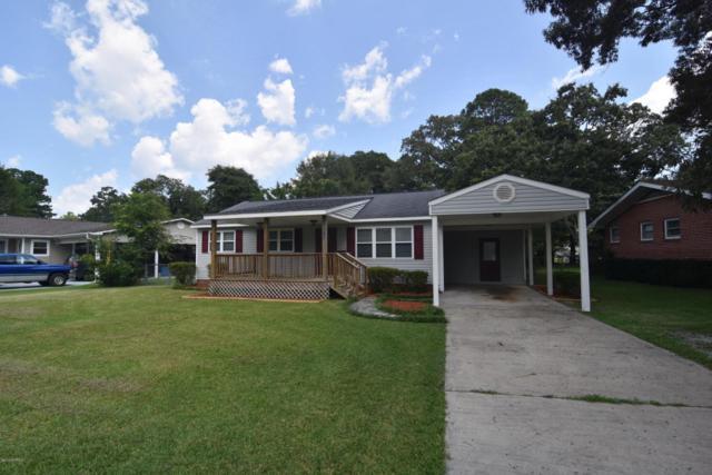 144 Bryan Boulevard, Havelock, NC 28532 (MLS #100129843) :: Century 21 Sweyer & Associates