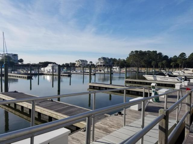 24 Seascape Marina Slip 24, Holden Beach, NC 28462 (MLS #100129982) :: The Oceanaire Realty