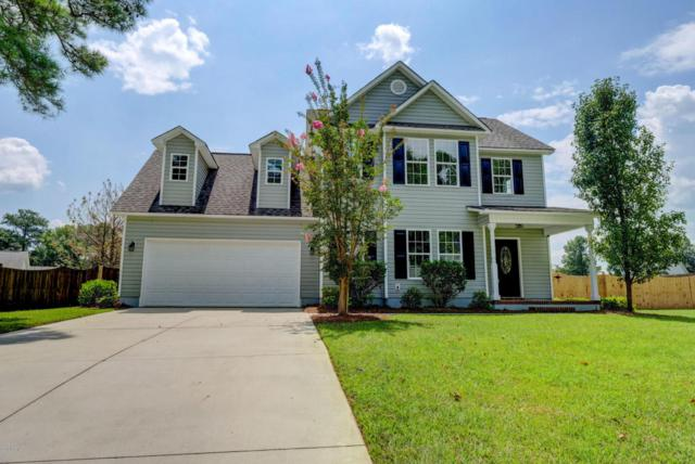 103 Brookhaven Drive, Richlands, NC 28574 (MLS #100130009) :: David Cummings Real Estate Team