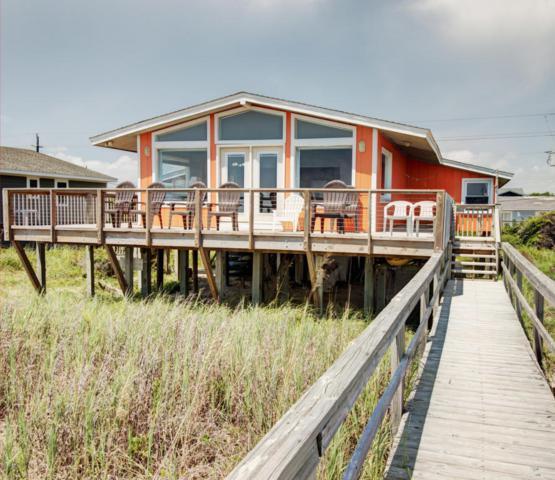 1407 Ocean Drive, Emerald Isle, NC 28594 (MLS #100130041) :: Century 21 Sweyer & Associates