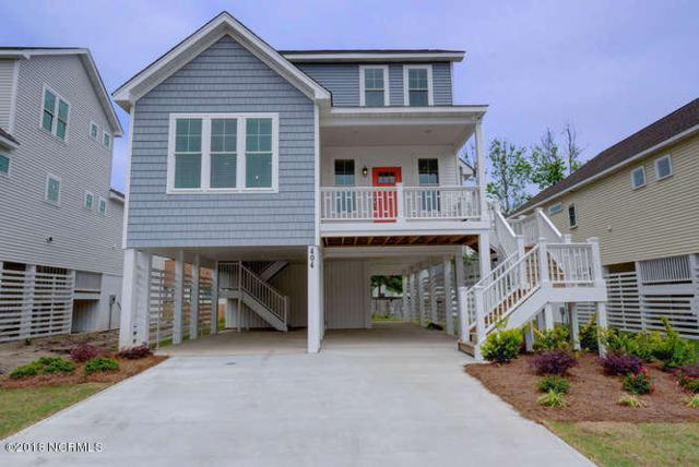 407 Ivy Lane, Carolina Beach, NC 28428 (MLS #100130088) :: Harrison Dorn Realty
