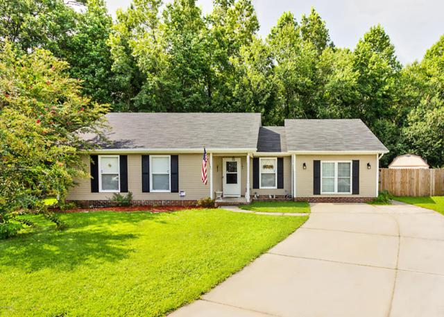 104 Ambray Court, Jacksonville, NC 28540 (MLS #100130150) :: The Keith Beatty Team