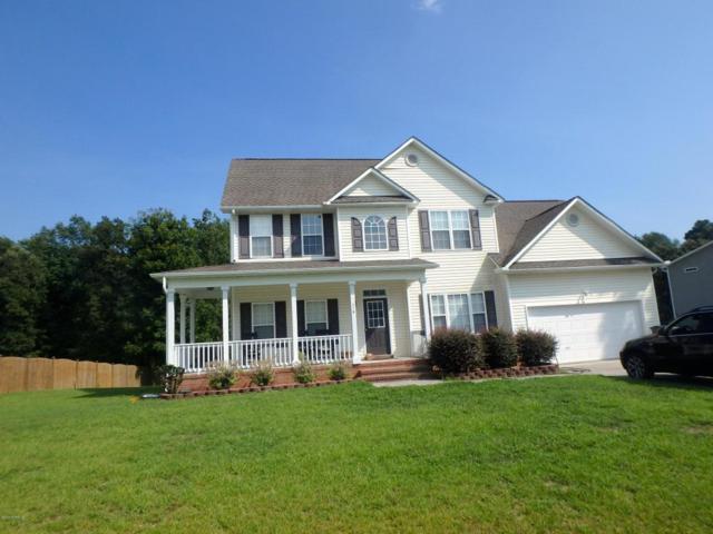 219 Middle Ridge Drive, Hubert, NC 28539 (MLS #100130160) :: Coldwell Banker Sea Coast Advantage