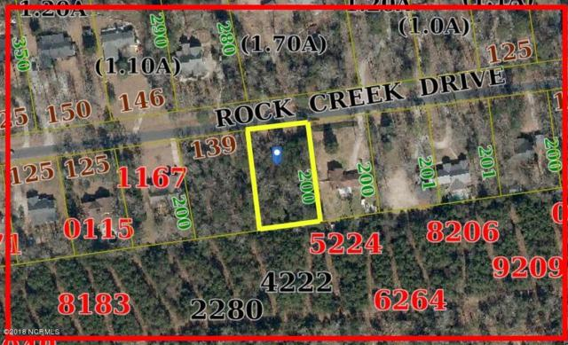 36 Rock Creek Drive, New Bern, NC 28562 (MLS #100130254) :: Coldwell Banker Sea Coast Advantage