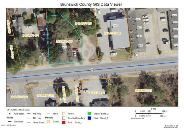 6654 Beach Drive SW, Ocean Isle Beach, NC 28469 (MLS #100130279) :: Coldwell Banker Sea Coast Advantage