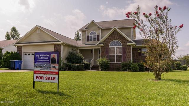 405 Richmond Drive, Jacksonville, NC 28540 (MLS #100130293) :: Coldwell Banker Sea Coast Advantage