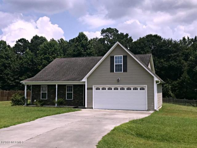 136 Forbes Estates Drive, Jacksonville, NC 28540 (MLS #100130295) :: Coldwell Banker Sea Coast Advantage