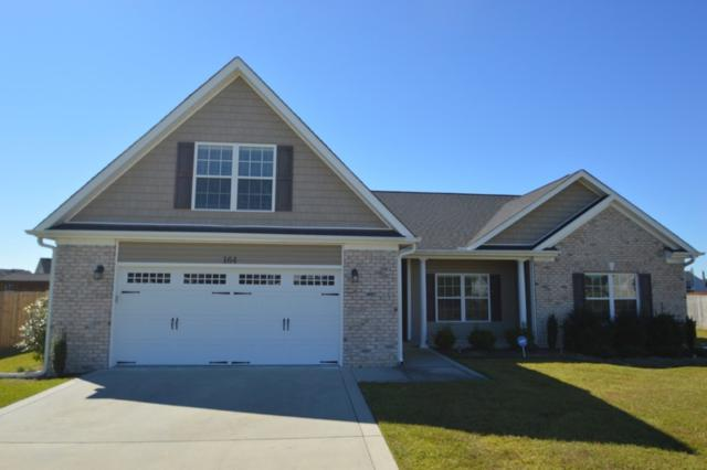 164 River Winding Road, Jacksonville, NC 28540 (MLS #100130326) :: The Keith Beatty Team