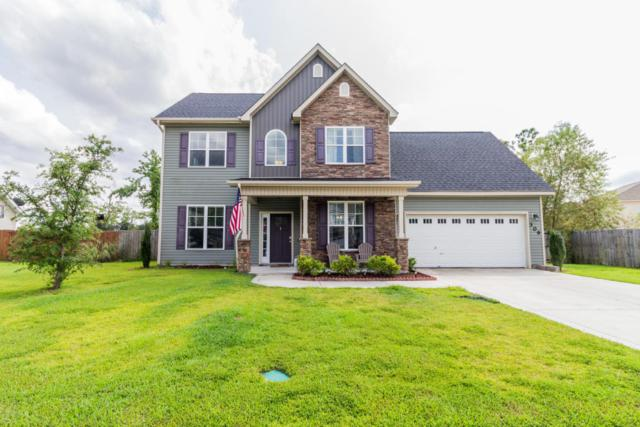 309 Hidden Oaks Drive, Jacksonville, NC 28546 (MLS #100130328) :: The Oceanaire Realty