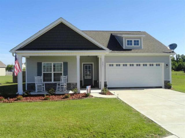 307 Connie Court, Beulaville, NC 28518 (MLS #100130352) :: The Keith Beatty Team