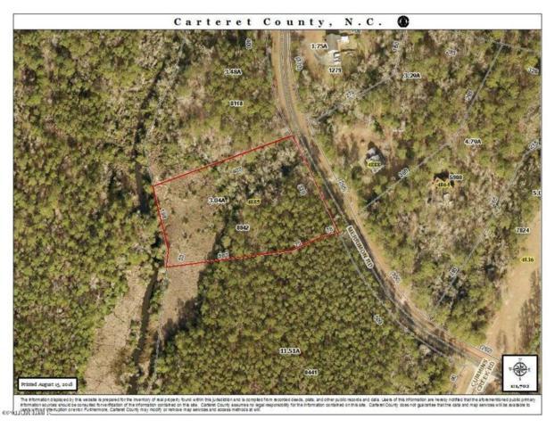 4885 Merrimon Road, Beaufort, NC 28516 (MLS #100130400) :: Harrison Dorn Realty