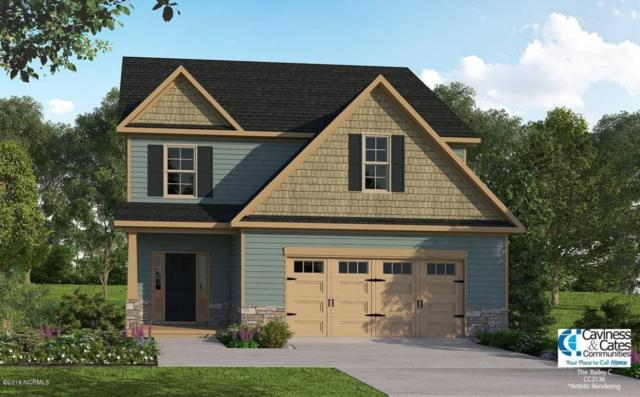 206 Salty Dog Lane Lot 93, Sneads Ferry, NC 28460 (MLS #100130401) :: Courtney Carter Homes