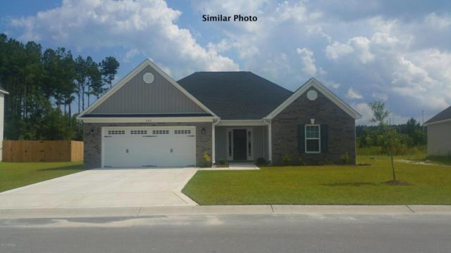 310 Old Snap Dragon Court, Jacksonville, NC 28546 (MLS #100130431) :: Coldwell Banker Sea Coast Advantage