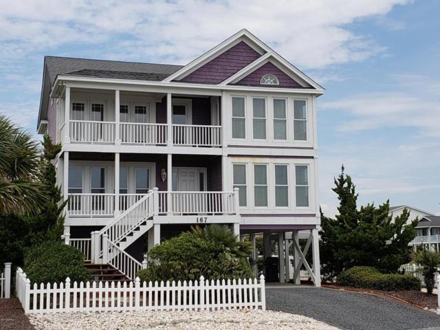 167 Ocean Boulevard E, Holden Beach, NC 28462 (MLS #100130452) :: The Bob Williams Team