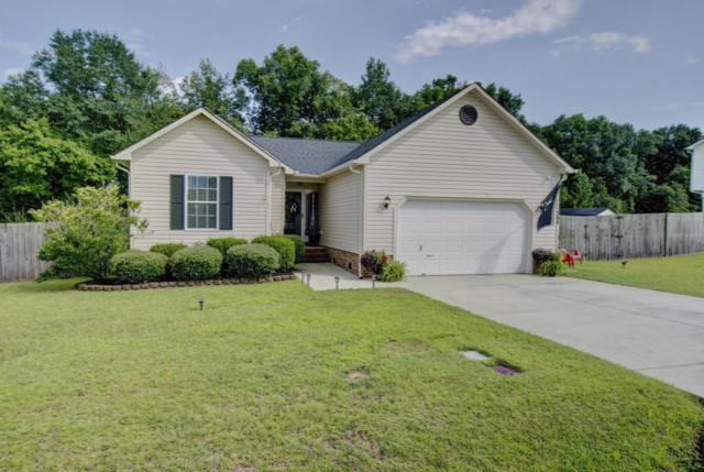 144 Forest Bluff Drive, Jacksonville, NC 28540 (MLS #100130454) :: The Keith Beatty Team