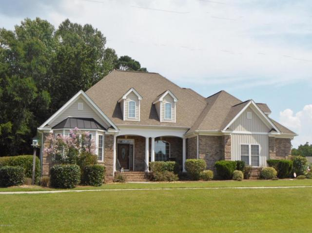 1005 Womble Road, Nashville, NC 27856 (MLS #100130487) :: The Oceanaire Realty