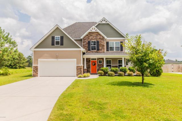 116 Pine Lakes Drive, Jacksonville, NC 28454 (MLS #100130521) :: The Keith Beatty Team